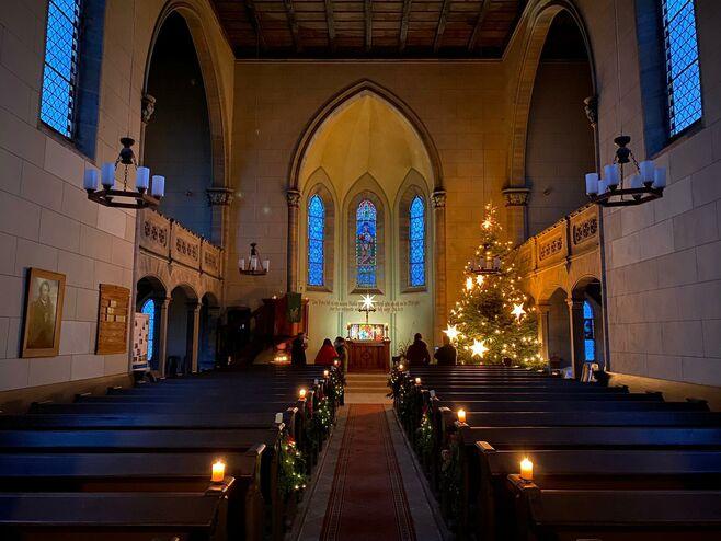 Heiligabend Veranstaltungen